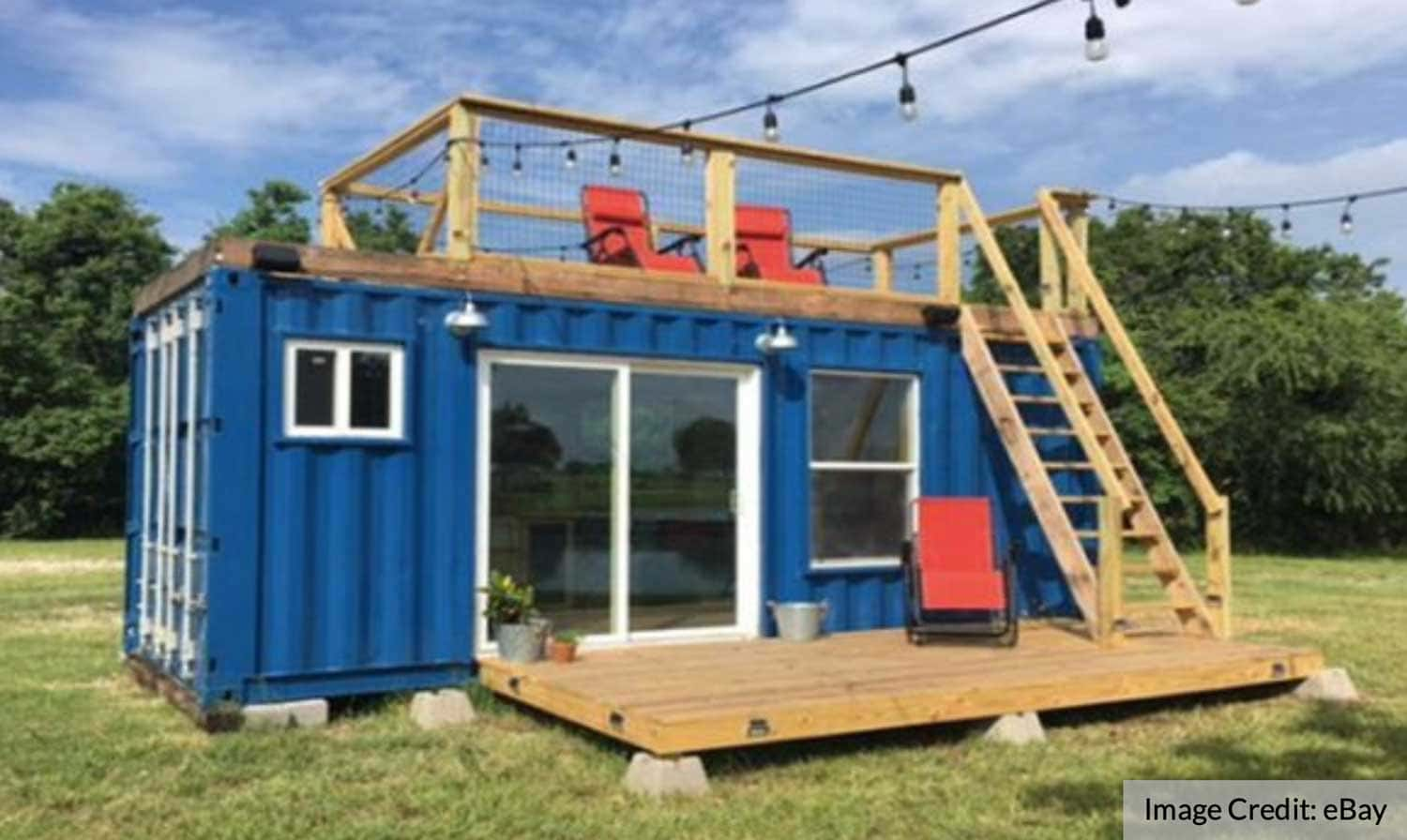 Shipping Container News December