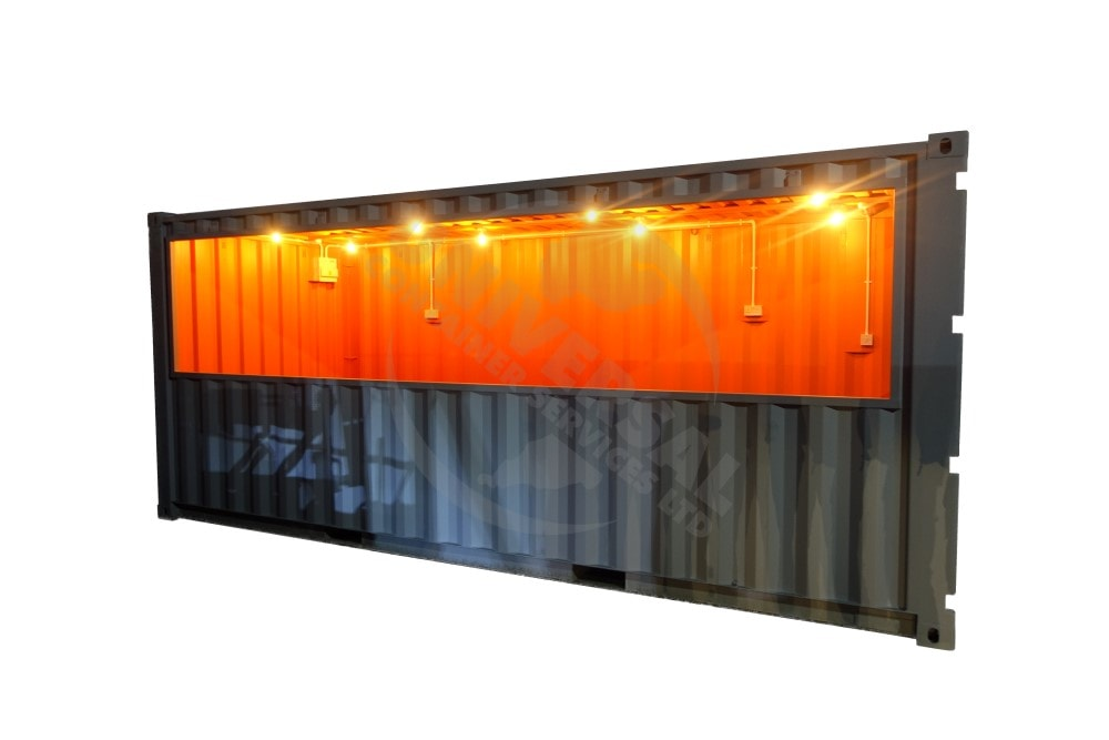 Bar Container Conversions