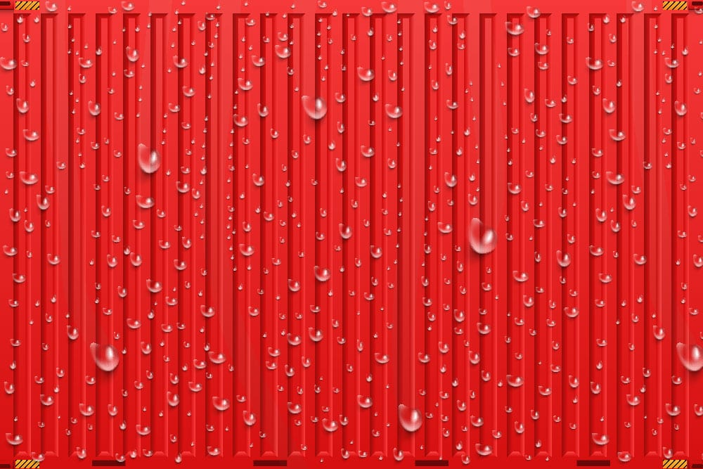 Shipping Container Condensation